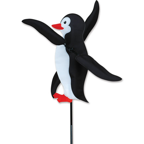 17 in. WhirliGig Spinner - Penguin