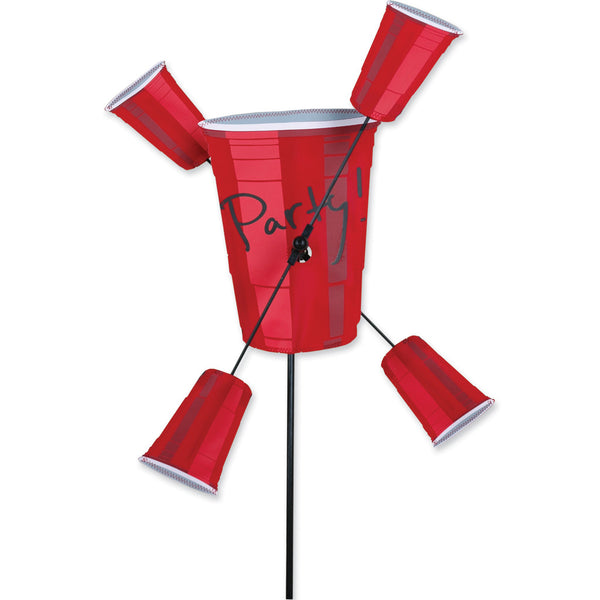 10 in. WhirliGig Spinner - Party Cups