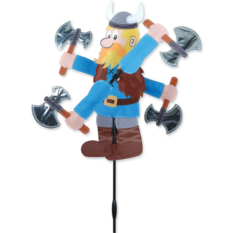19 in. WhirliGig Spinner - Viking