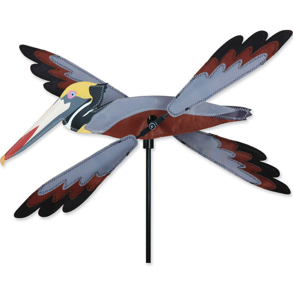 16 in. WhirliGig Spinner - Brown Pelican