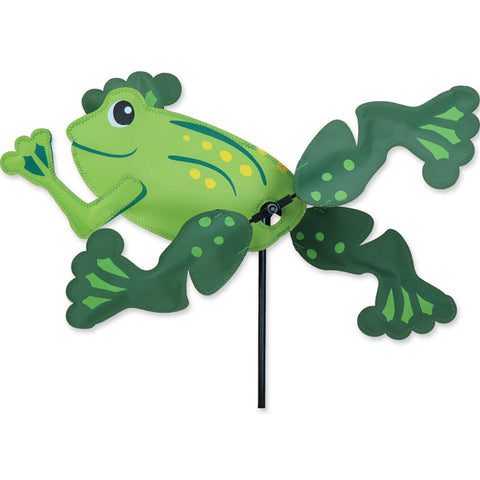 13 in. WhirliGig Spinner - Frog