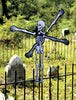 22 in. WhirliGig Spinner - Skeleton