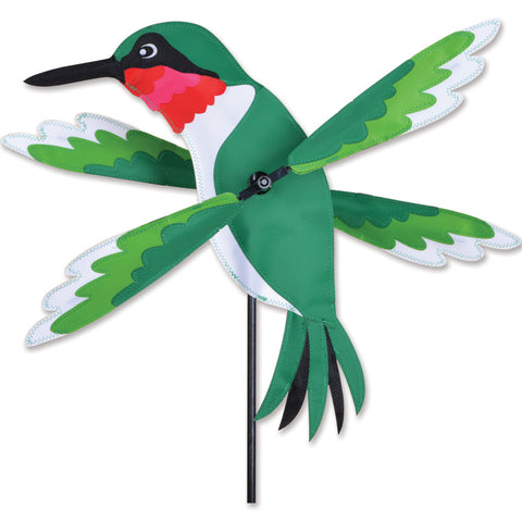 16 in. WhirliGig Spinner - Hummingbird