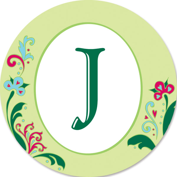 Monogram Triple Spinner - J