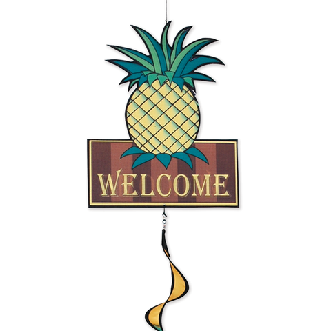 Twister - Pineapple Welcome