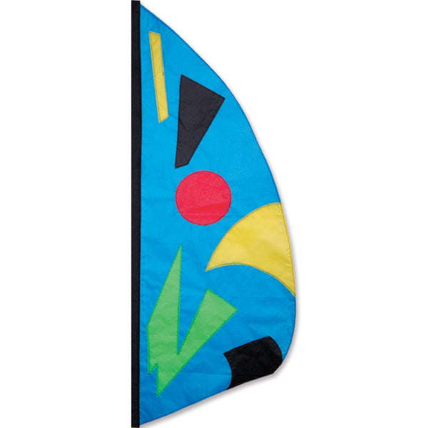 3.5 ft. Feather Banner-Marine Jazz
