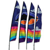 16 ft. Feather Banner - Premier Kites Deluxe