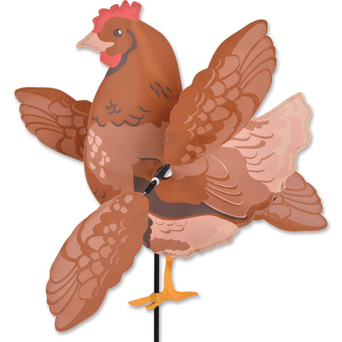 WhirliGig Spinner - Buff Chicken