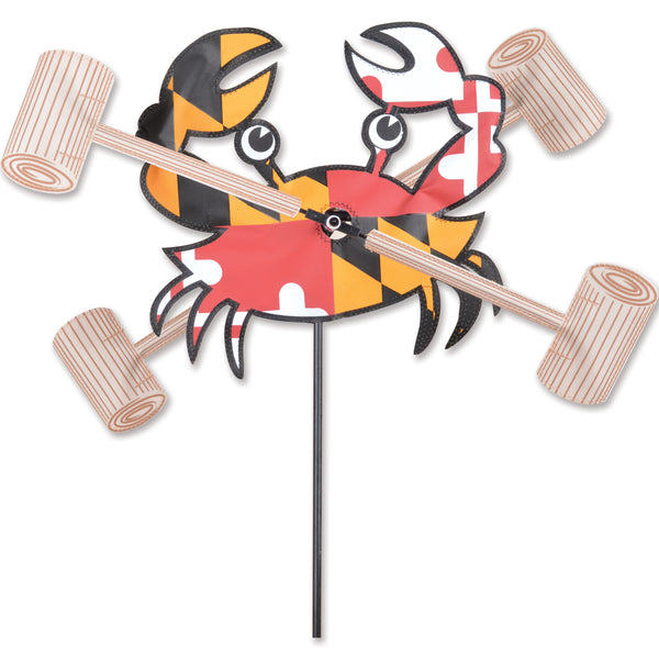 WhirliGig Spinner - 12 in. Maryland Crab