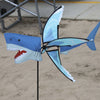 28 in. Shark Spinner