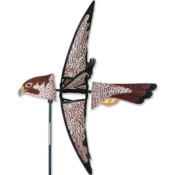 23 in. Peregrine Falcon Spinner