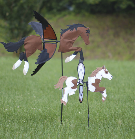 Petite Spinner - Pinto Horse