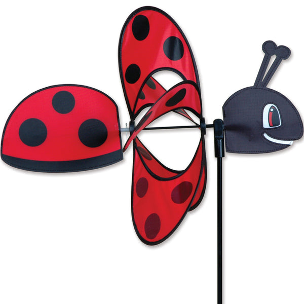 Whirly Wing Spinner - Ladybug