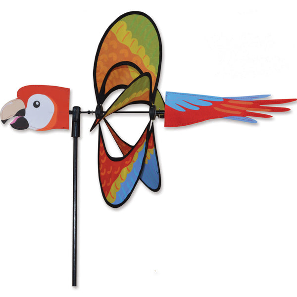 Whirlywing Spinner - Macaw
