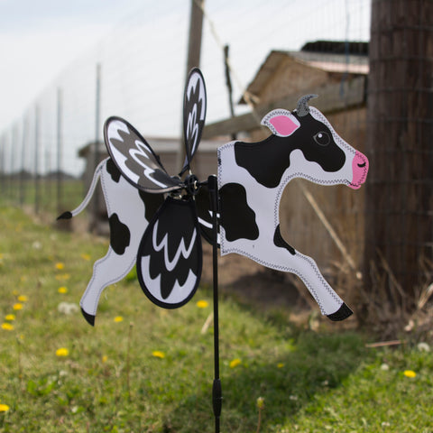 Petite Spinner - Cow