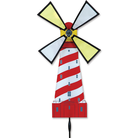 Lighthouse Spinner - White Shoal