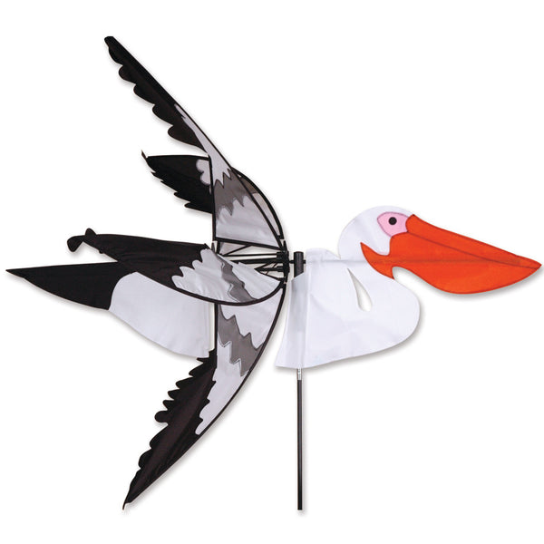 43 in. Flying Pelican Spinner