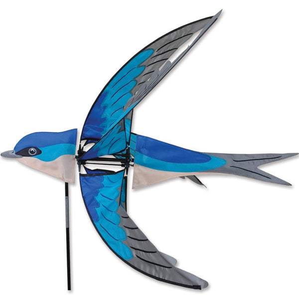 Flying Tree Swallow