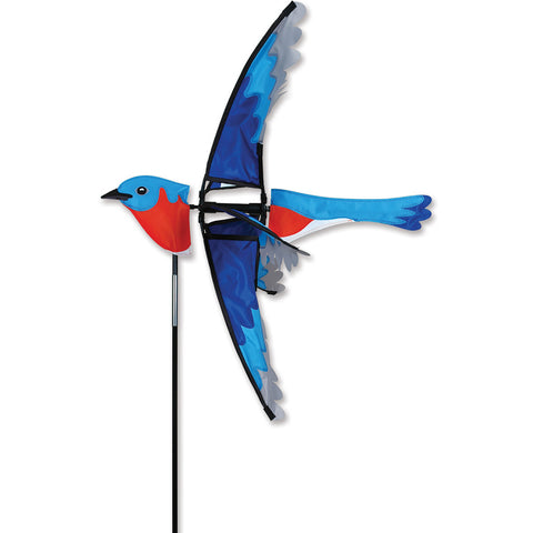 23 in. Bluebird Spinner