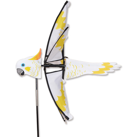 24 in. Cockatoo Spinner