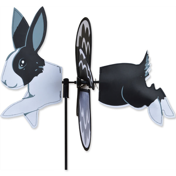 Petite Spinner - Dutch Rabbit