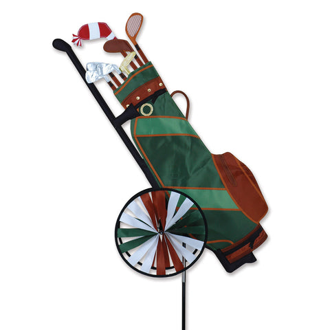 Golf Bag Spinnner
