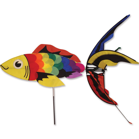 Rainbow Koi Spinner