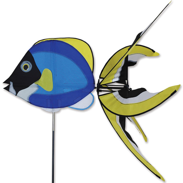 Powder Blue Fish Spinner