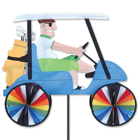 23 in. Golf Cart Spinner