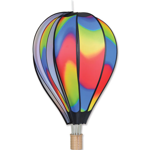26 in. Hot Air Balloon - Wavy Gradient