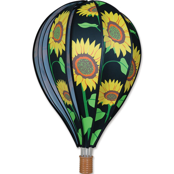 22 in. Hot Air Balloon - Sunflowers