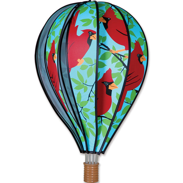 22 in. Hot Air Balloon - Cardinals