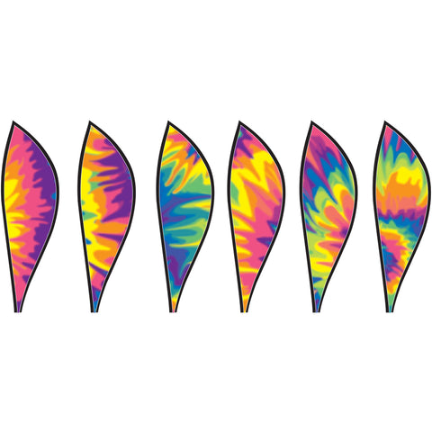 16 in. Hot Air Balloon - Tie Dye