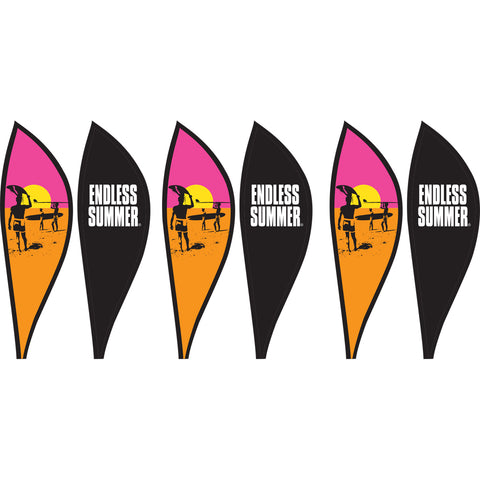 16 in. Hot Air Balloon - The Endless Summer Movie Merchandise