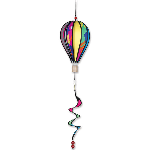 12 in. Hot Air Balloon - Splatters