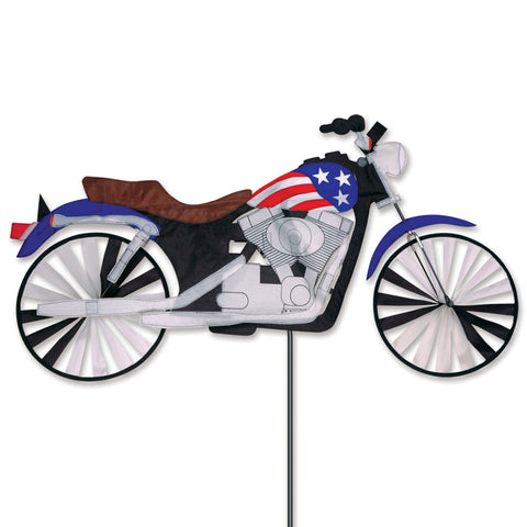 47 in. Motorcycle Spinner - Patriotic