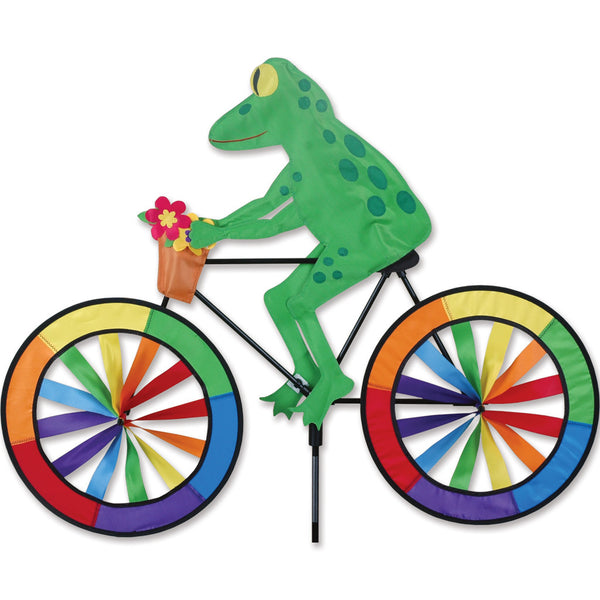 30 in. Bike Spinner - Tree Frog