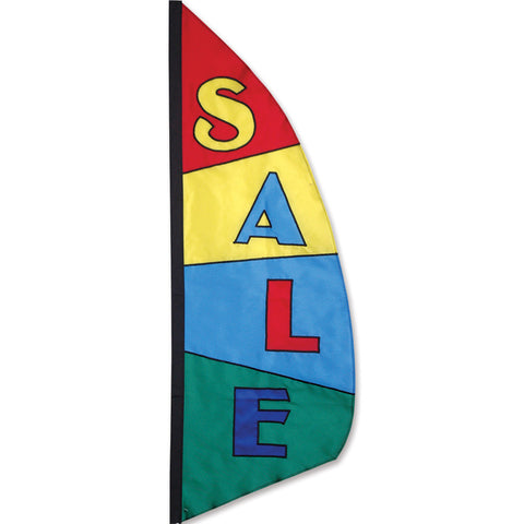 3.5 ft. Banner - Sale Block Pattern