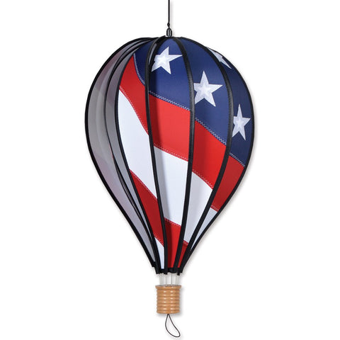 18 in. Hot Air Balloon - Patriotic