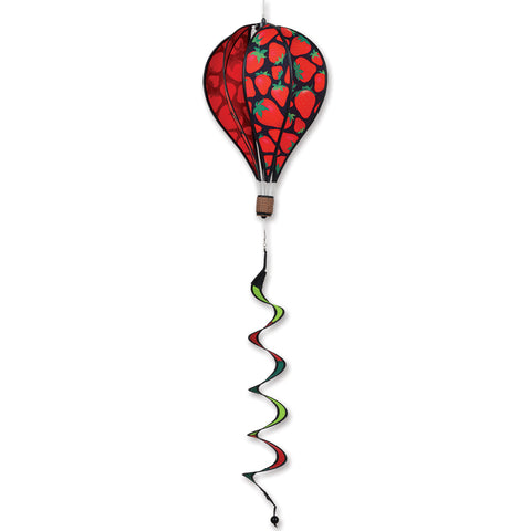 16 in. Hot Air Balloon - Strawberries