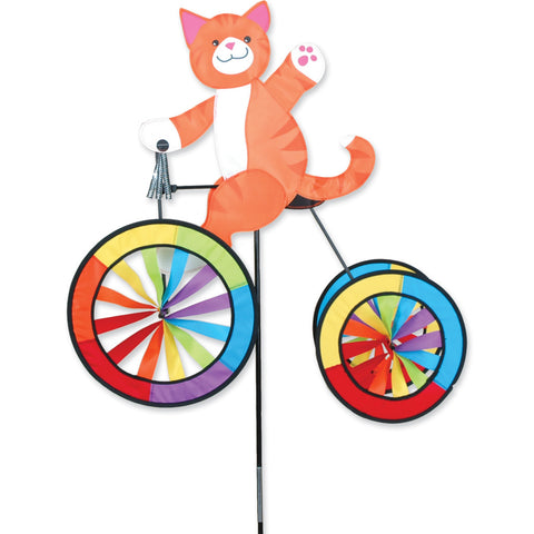 25 in. Tricycle Spinner - Cat