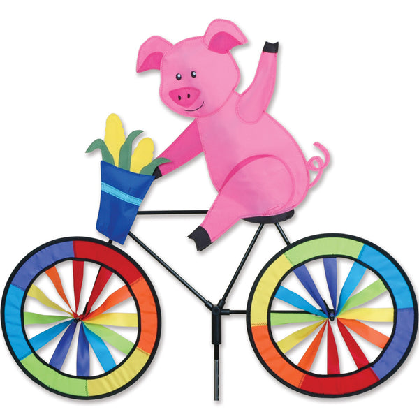 30 in. Bike Spinner - Pig