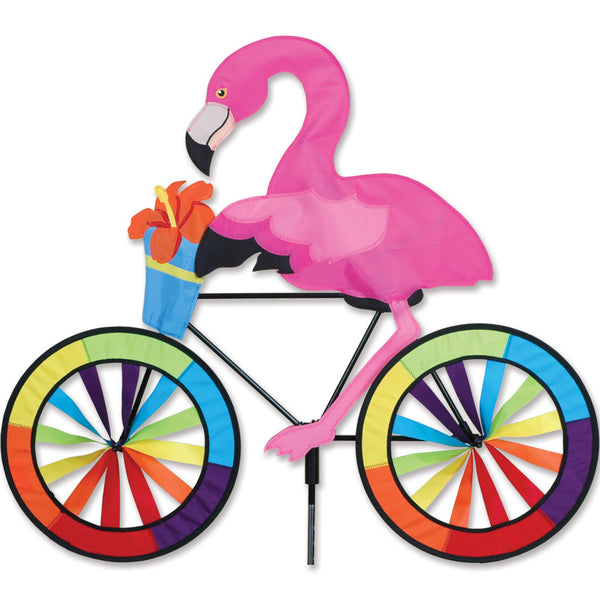 30 in. Bike Spinner - Flamingo