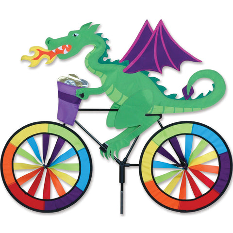 30 in. Bike Spinner - Dragon