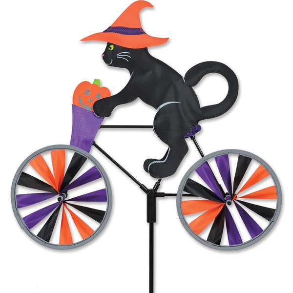 20 In. Bike Spinner - Halloween Cat