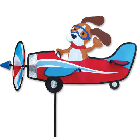 19 in. Pilot Pal Spinner - Puppy