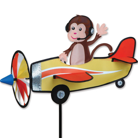 19 in. Pilot Pal Spinner - Monkey