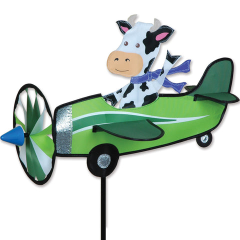 19 in. Pilot Pal Spinner - Cow
