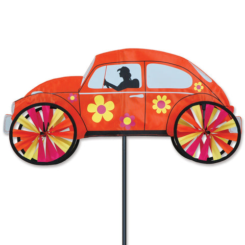 22 in. Hippie Mobile Spinner - Orange