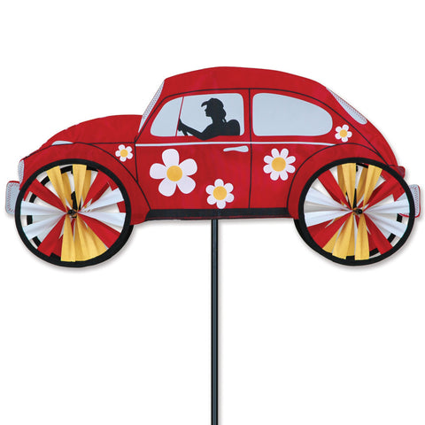 22 in. Hippie Mobile Spinner - Red